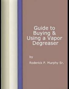 Vapor Degreaser Guide - How to Buy and Use